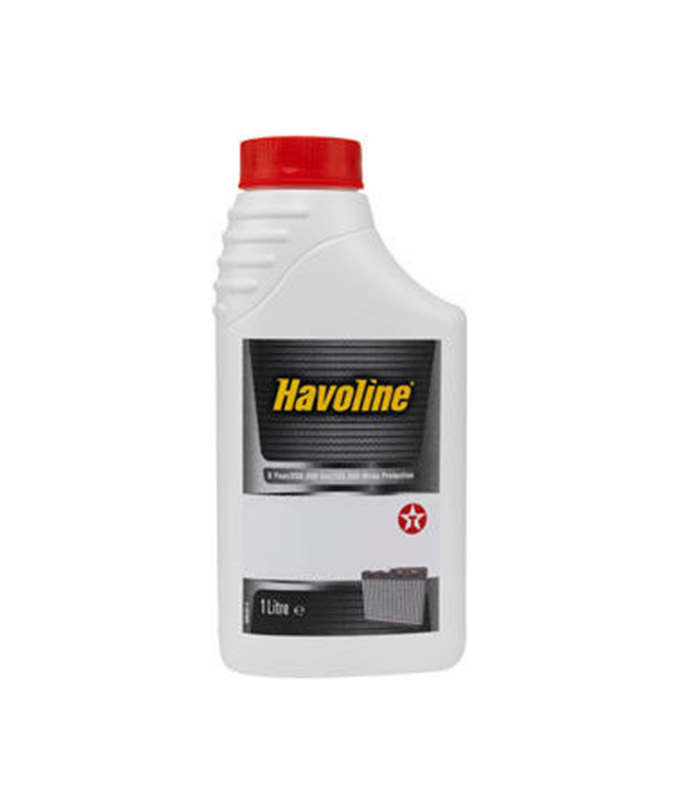 HAVOLINE XTENDED LIFE ANTIFREEZE/COOLANT CONCENTRATE