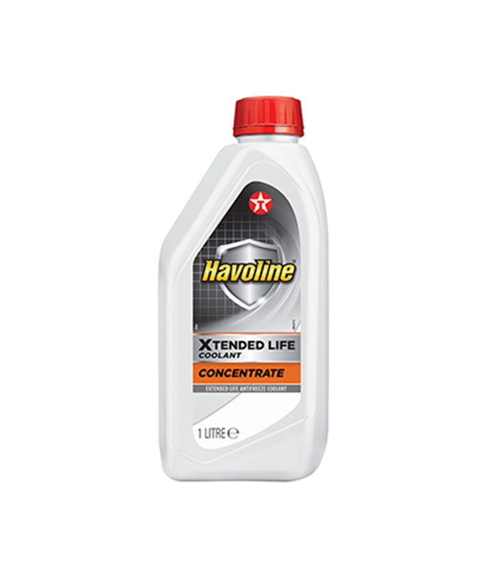 HAVOLINE XTENDED LIFE COOL CONCENTRATE